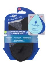 SealSkinz 1 Pair 100% Waterproof Walking Thin Ankle Socks Packaging Image