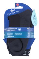 SealSkinz 1 Pair 100% Waterproof Hiking Mid Thick Mid Length Socks Packaging Image