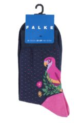 Girls 1 Pair Falke Parrot Cotton Socks Product Shot
