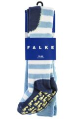 Babies 1 Pair Falke Stripey Crawler Tights Packaging Image