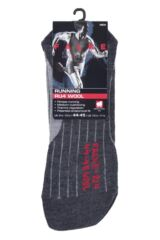 Mens 1 Pair Falke RU4 Cushioned Wool Sports Crew Socks Packaging Image