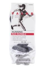 Ladies 1 Pair Falke RU5 Invisible Performance Running Socks Packaging Image