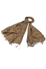 Ladies Bewitched Animal Print Scarf 75% OFF
