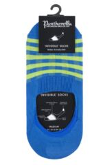 Mens 1 Pair Pantherella Granada Cotton Shoe Liner Invisible Socks Packaging Image