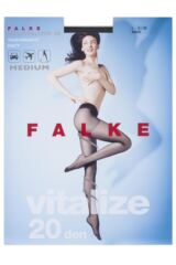 Ladies 1 Pair Falke 20 Denier Leg Vitalizer Tights Packaging Image
