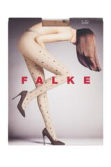 Ladies 1 Pair Falke Delhi Tights Packaging Image