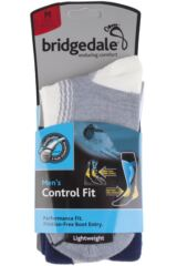 Mens 1 Pair Bridgedale Lightweight Control Fit Winter Sports Socks 25% OFF This Style Product Shot