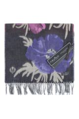Fraas Cashmink Bright Flowers Scarf Packaging Image