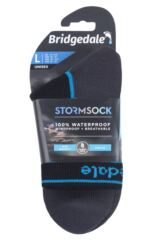 Bridgedale 1 Pair 100% Waterproof Mid-weight Ankle StormSocks Packaging Image