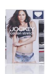 Ladies 3 Pack Jockey Brief Knickers Packaging Image