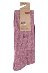 Mens 2 Pair Levis 120SF Classic Rib Cushioned Socks Product Shot