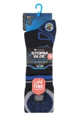 Mens 1 Pair Storm Bloc with BlueGuard Long Wool Blend Country Socks Packaging Image