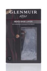 Mens 1 Pack Glenmuir Long Sleeved Compression Base Layer T-Shirt Packaging Image