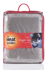 SOCKSHOP Heat Holders Snuggle Up Thermal Blanket In Moon Rock Packaging Image