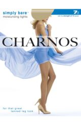 Ladies 1 Pair Charnos 7 Denier Simply Bare Moisturising Tights Product Shot