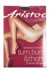 Ladies 1 Pair Aristoc Low Leg Toner Tights Packaging Image