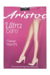 Ladies 1 Pair Aristoc Ultra Bare 7 Denier Sheer Tights Packaging Image
