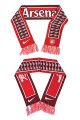 Mens, Ladies and Kids Nike Arsenal Supporters Scarf 75% OFF