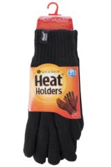 Mens 1 Pair Heat Holders 2.3 Tog Heatweaver Yarn Gloves Packaging Image