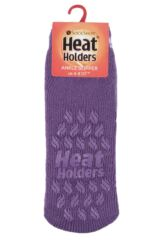 Ladies 1 Pair SockShop Heat Holders Ankle Slipper Socks Product Shot