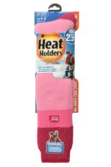 Ladies 1 Pair SockShop Ski Heat Holders Thermal Socks Packaging Image