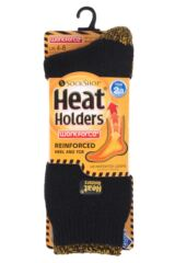 Ladies 1 Pair Heat Holders Workforce 2.3 TOG Reinforced Heel and Toe Work Wear Socks Product Shot