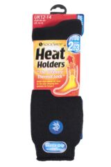 Mens 1 Pair SockShop Heat Holders Socks For Rangers Football Club Fans Packaging Image