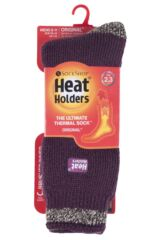 Mens 1 Pair SOCKSHOP Heat Holders Twist Heel and Toe Socks Packaging Image