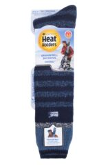 Mens 1 Pair Heat Holders 2.3 TOG Ski Socks Packaging Image