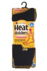 Mens 1 Pair Heat Holders Workforce 2.3 TOG Reinforced Heel and Toe Work Wear Socks Product Shot