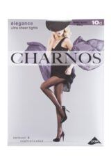 Ladies 1 Pair Charnos 10 Denier Elegance Sheer Tights Product Shot