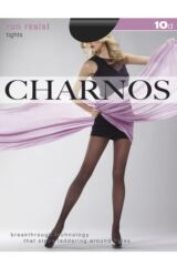 Ladies 1 Pair Charnos 10 Denier Run Resist Tights Product Shot