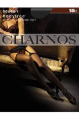 Ladies 1 Pair Charnos 15 Denier Boudoir Bodyfree Tights Product Shot
