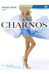 Ladies 1 Pair Charnos 7 Denier Simply Bare Tights Product Shot