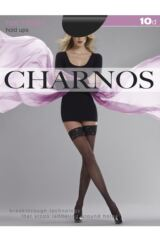 Ladies 1 Pair Charnos 10 Denier Run Resist Hold Ups Packaging Image