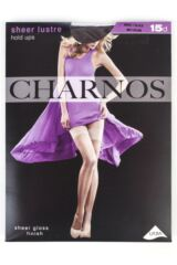 Ladies 1 Pair Charnos 15 Denier Sheer Lustre Hold Ups Product Shot
