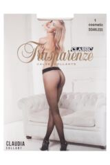 Ladies 1 Pair Trasparenze Claudia Fully Seamless Tights Product Shot