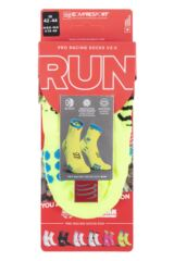 Compressport 1 Pair High Cut V3.0 Racing Running Socks Packaging Image