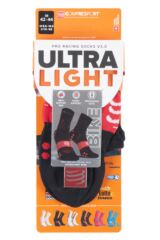 Compressport 1 Pair High Cut V3.0 Ultralight Bike Socks Packaging Image