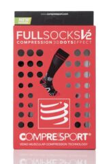 Compressport 1 Pair Full Length V2.1 Compression Socks Packaging Image
