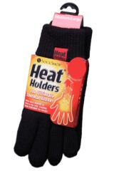 Mens 1 Pair SockShop Heat Holders Gloves Packaging Image