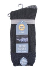 Mens 1 Pair Heat Holders Lumi Sleep Socks Packaging Image