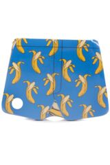 Mens 1 Pair Magic Boxer Shorts In Banana Pattern
