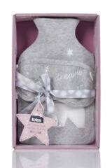 Ladies Totes Eye Mask and Water Bottle Cover Gift Set Packaging Image
