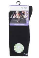 UpHill Sport 1 Pair Dual Layer Cycling Socks Packaging Image