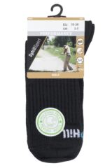 UpHill Sport 1 Pair 3 Layer Golf Socks Packaging Image