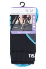 UpHill Sport 1 Pair 3 Layer Cycling Socks Packaging Image
