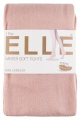Ladies 1 Pair Elle Warm and Soft Winter Tights Packaging Image