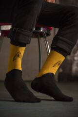 SockShop Star Trek Uniforms Cotton Socks Leading Image