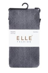 Ladies 1 Pair Elle Classic Fishnet Tights Product Shot